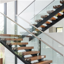 Diy design modern U shaped composite decorative stair tread