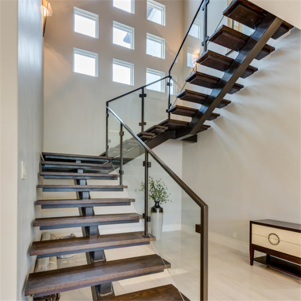 Square Handrails For Stairs